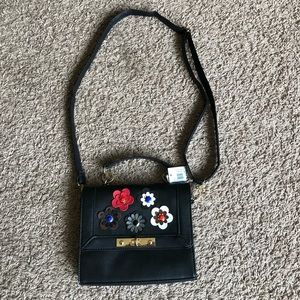 Olivia Miller NWT floral crossbody bag